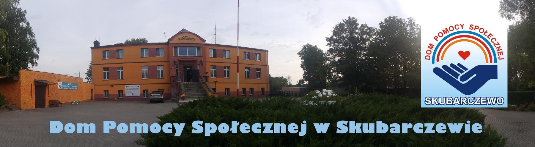 Dom Pomocy Społecznej Skubarczewo